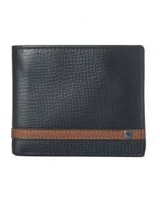 RIP CURL peňaženka OVERLAP 2 IN 1 BLACK