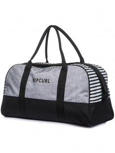 RIP CURL taška DUFFLE ESSENTIALS BLACK
