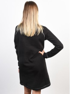 RIP CURL šaty SUNSHINE BLACK