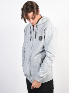 RIP CURL mikina ORIGINAL WEETY Cement Marle