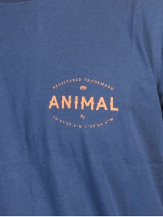 ANIMAL triko RATE Dark Navy