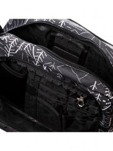 ANIMAL kabelka CREST Black