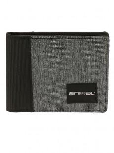 ANIMAL peněženka TANTRUM Asphalt Grey