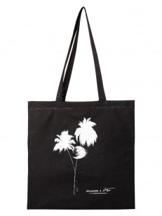 BILLABONG taška LOVA PALM TOTE BLACK