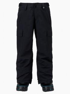 BURTON kalhoty EXILE CARGO TRUE BLACK