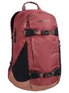 BURTON batoh DAY HIKER ROSE BROWN FLT SATIN