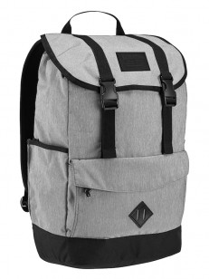 BURTON batoh OUTING GRAY HEATHER