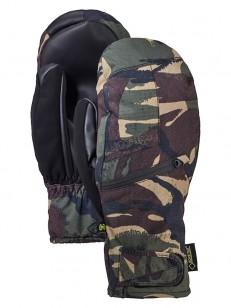 BURTON rukavice GORE UNDMTT SEERSUCKER CAMO