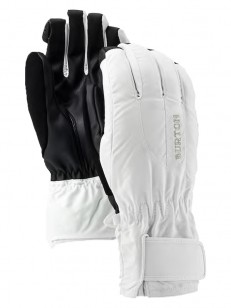 BURTON rukavice PROFILE STOUT WHITE