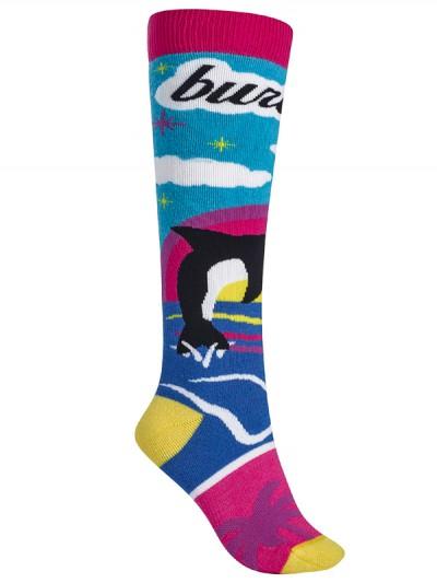 BURTON ponožky PARTY SMU BEACH SCENE