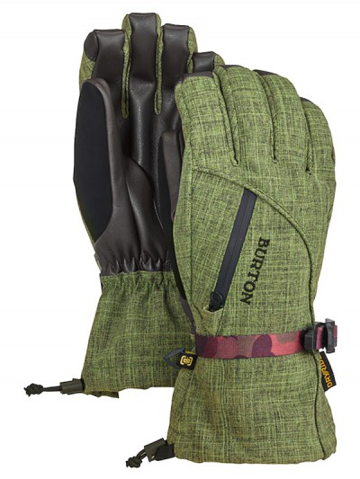 BURTON rukavice BAKER 2 IN 1 CLOVER HEATHER