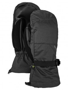 BURTON rukavice PROSPECT TRUE BLACK