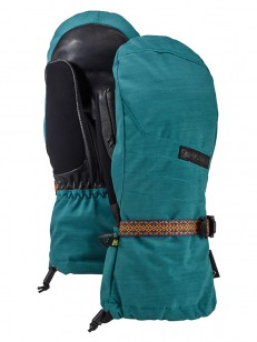 BURTON rukavice DELUXE GORE MITT BALSAM HEATHER