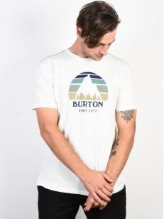 BURTON triko UNDERHILL STOUT WHITE