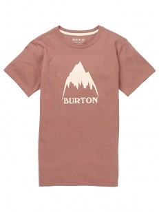 BURTON tričko CLASSIC MOUNTAIN ANTLER