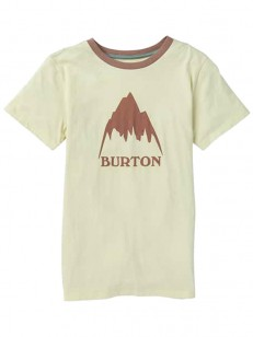 BURTON tričko CLASSIC MOUNTAIN CANVAS