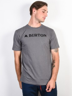 BURTON tričko HORIZONTAL MOUNTAIN CASTLEROCK