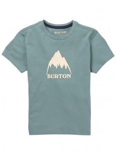 BURTON tričko CLASSIC MOUNTAIN HIGH LEAD