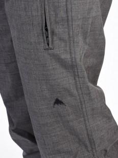 8315ddf657a0 BURTON kalhoty TALL FLY TRUE BLACK HEATHER