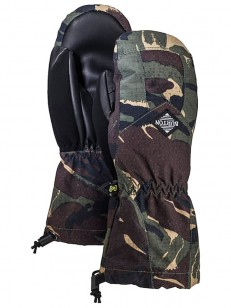 BURTON rukavice PROFILE MITT SEERSUCKER CAMO