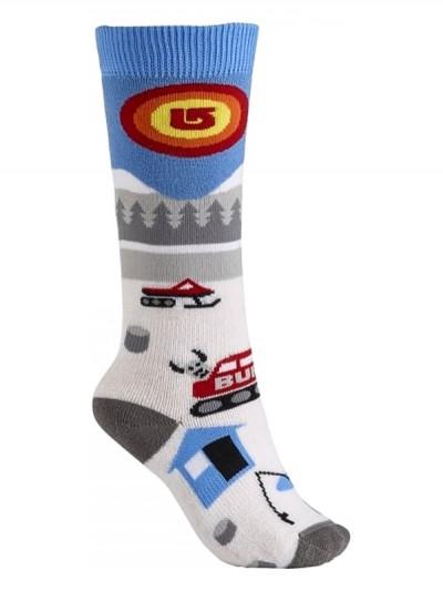 BURTON ponožky PARTY SMU SNOW CAMP