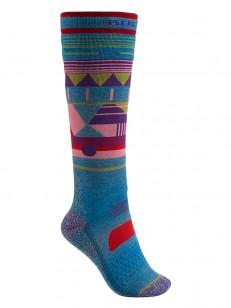 BURTON ponožky PERFORMANCE MW SK BLUE HEAVEN