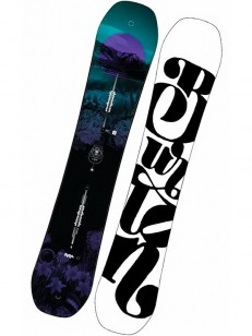 BURTON snowboard FEELGOOD