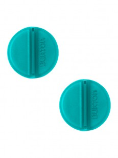 BURTON stompad MINI SCRAPER MATS THE TEAL DEAL