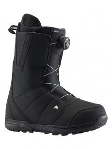 BURTON topánky MOTO BOA BLACK