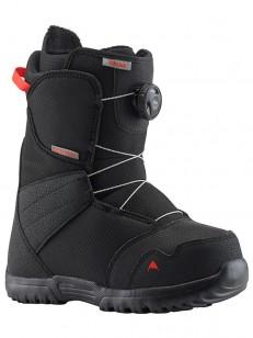 BURTON topánky ZIPLINE BOA BLACK