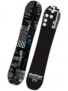 BURTON snowboard AMPLIFIER BLK