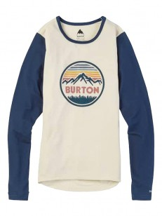 BURTON triko TECH T CANVAS/MODIGO