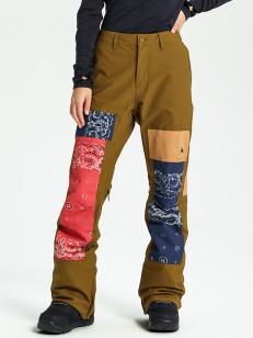 BURTON kalhoty TWENTYOUNCE HICKRY/BNDANA