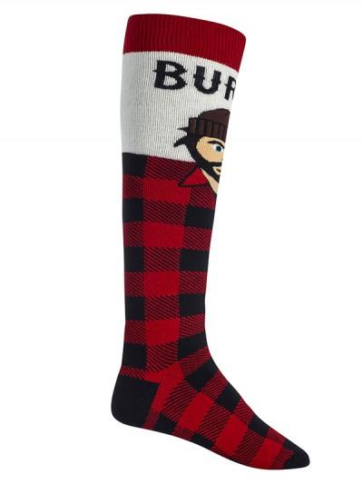 BURTON ponožky PARTY SMU LUMBERJACK