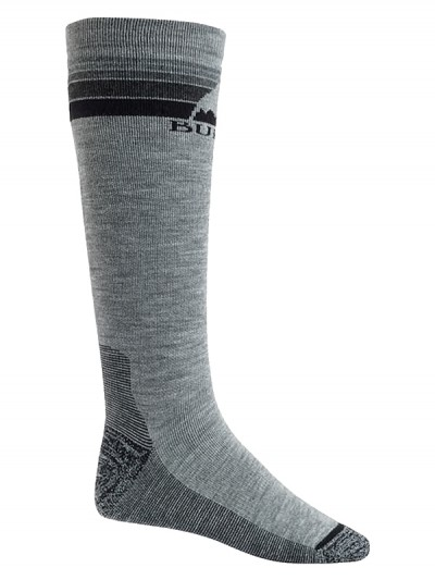 BURTON ponožky EMBLEM GRAY HEATHER