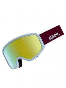 ANON brýle DERINGER MFI PURPLE/SONARBRONZE