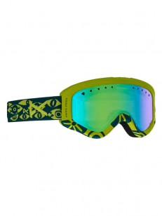 ANON brýle TRACKER EYE/GREEN AMBER