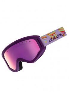 ANON brýle TRACKER BALLONZ/PINK AMBER