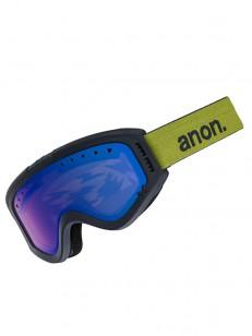 BURTON brýle TRACKER YELLOW/BLUE AMBER