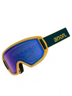 DAINESE brýle RELAPSE JR MFI BLUE/BLUE AMBER
