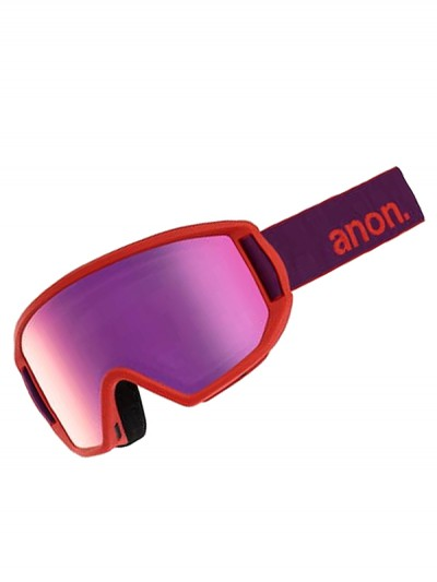 ANON brýle RELAPSE JR MFI PURPLE/PINK AMBER