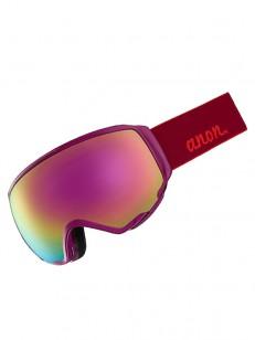 ANON brýle WM1 MFI W/SPR MAGENTA/SONAR PINK