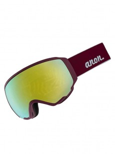 BURTON brýle WM1 MFI W/SPR PURPLE/SONARBRONZE