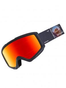 BURTON brýle HELIX 2 SONAR W/SPR RUSH/SONARRED