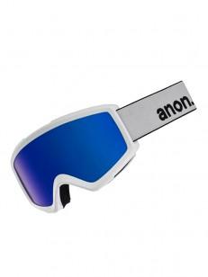 ANON brýle HELIX 2 SONAR W/SPR MUSTARD/SONARBRONZE