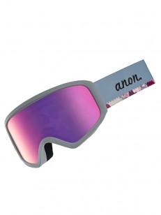 ANON brýle INSIGHT SONAR W/SPR JTT/SONARPINK