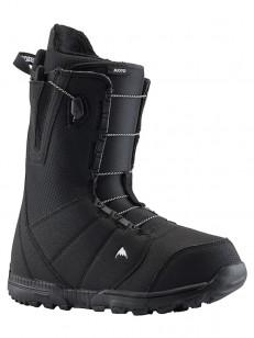 BURTON topánky MOTO BLACK