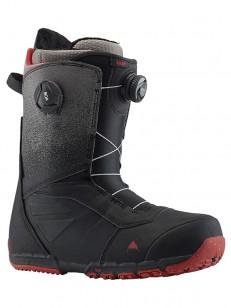 BURTON topánky RULER BOA BLACK FADE
