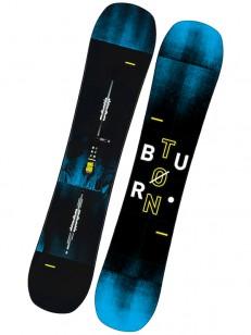 BURTON snowboard INSTIGATOR BLK/BLU