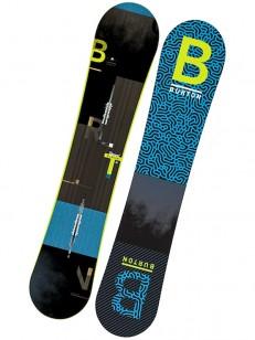 BURTON snowboard RIPCORD BLK/BLU
